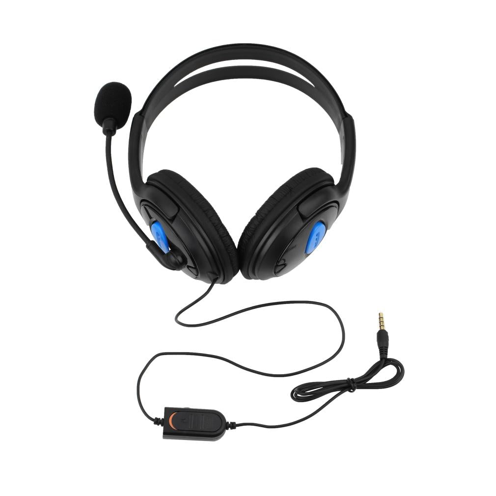 New Exclusive Wired Gaming Headphones P4 For All Devices - Pkgator
