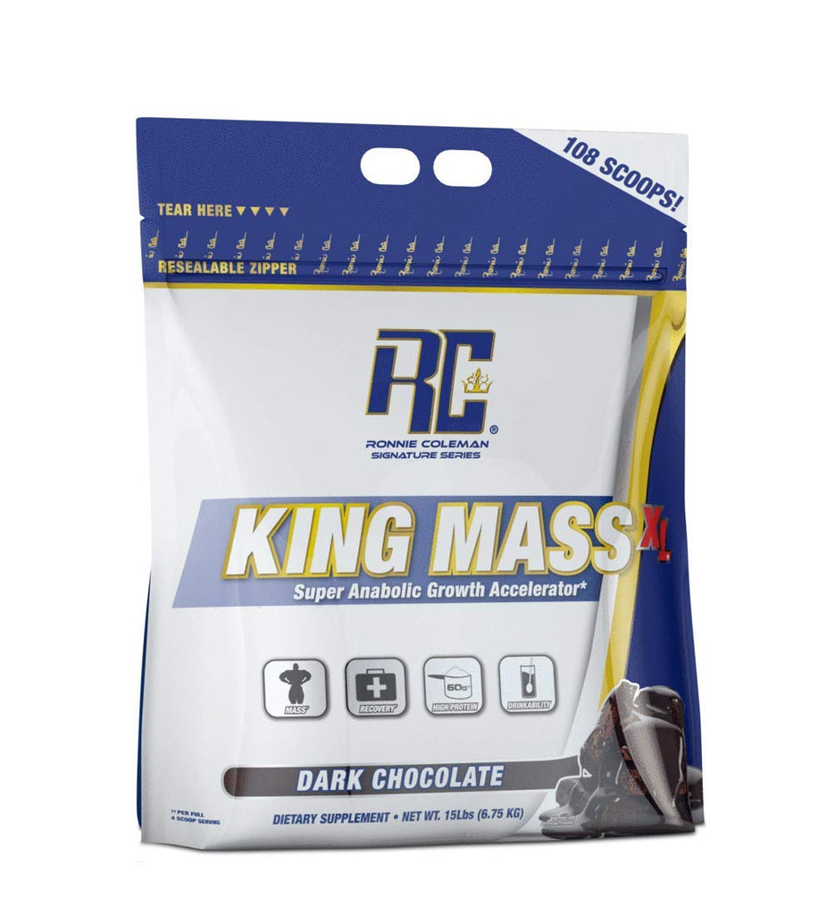 New RC King Mass XL 12 Lbs Supplement For Men Women