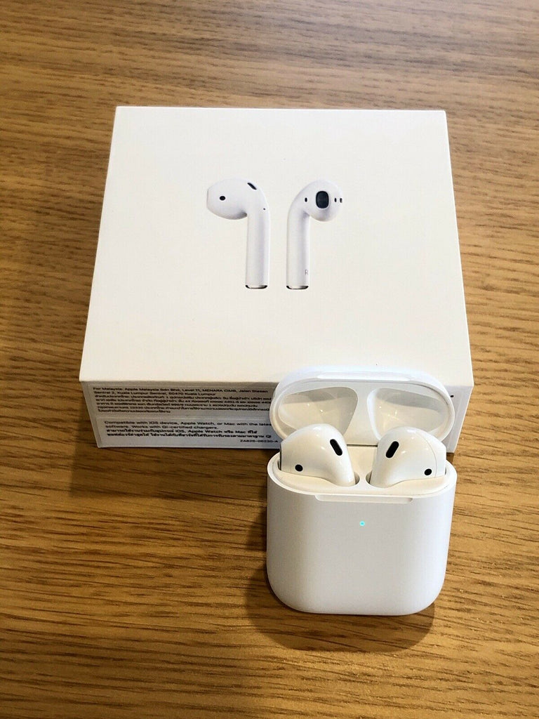 New Trendy 2nd Generation Wireless Airpods Compatible With All Smartphones - Pkgator