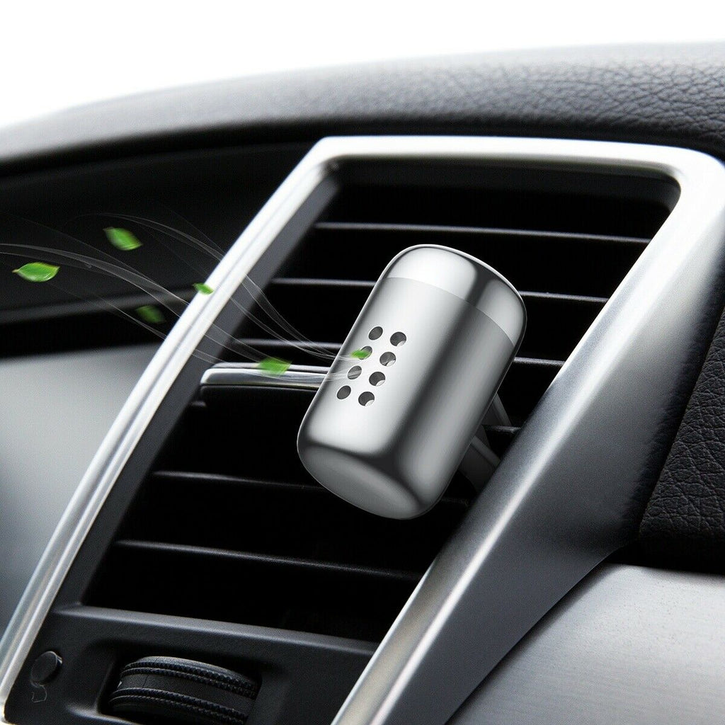 New Trendy Baseus Stylish Small Little Fatty Aroma Air Freshener In-Car Fragrance