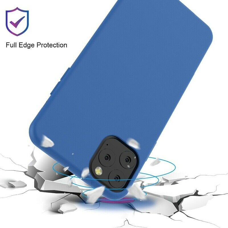 New Exclusive Original Liquid Silicone Matte Phone Case for iPhone