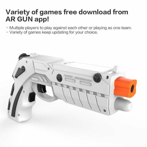 Wireless Bluetooth iPega Game Gun Gamepad For All Smartphones