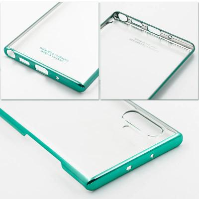 Transparent Hard PC Ultra Slim Back Cover For Samsung - Pkgator