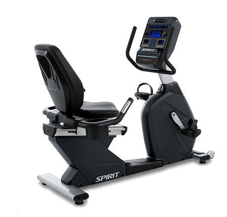 New CR900 Fitness Home Use Recumbent Bike Full Commercial For Men Women