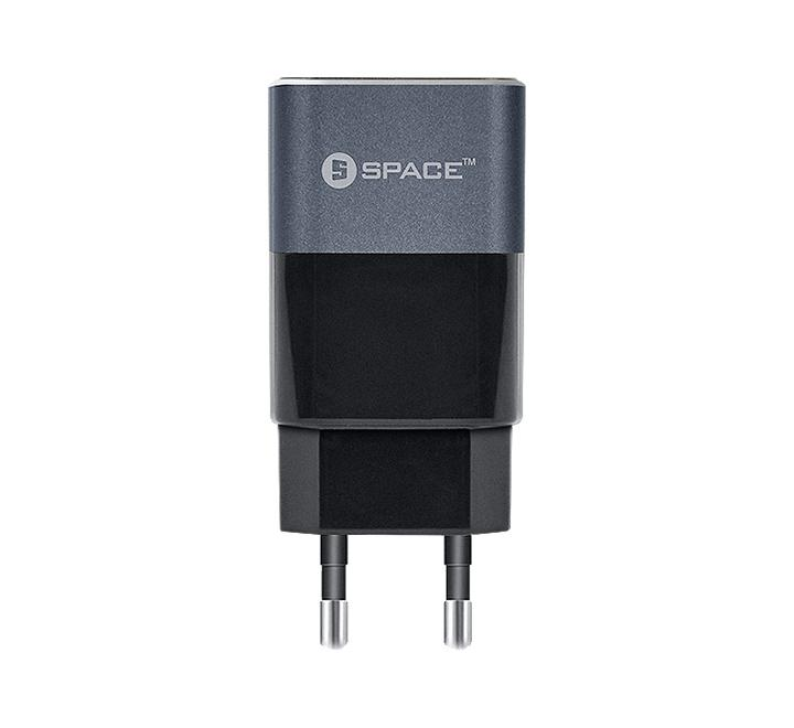 New Exclusive SPACE WC-10 Dual Port USB Port Wall Charger