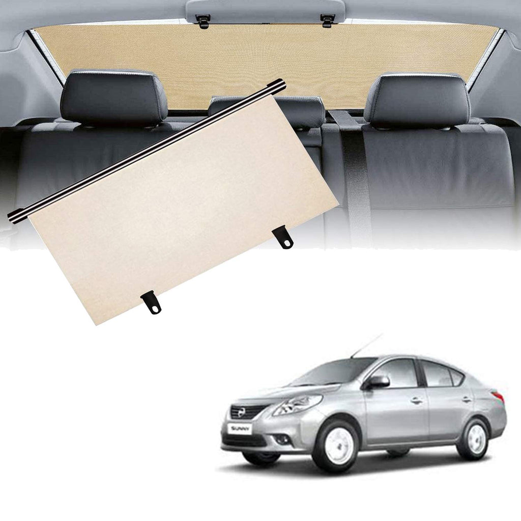 New Best Quality Car Rear Window Shade 42 Inch Beige