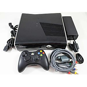New Stylish Xbox Slim 250GB With Game Controller (Black)