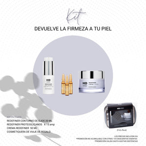HD Cosmetic Efficiency Pack Devuelve la Firmeza a tu Piel