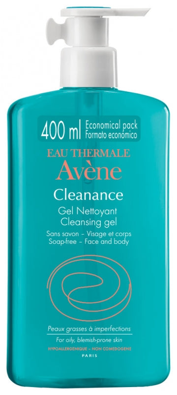 Avene Cleanance Gel (400ml)
