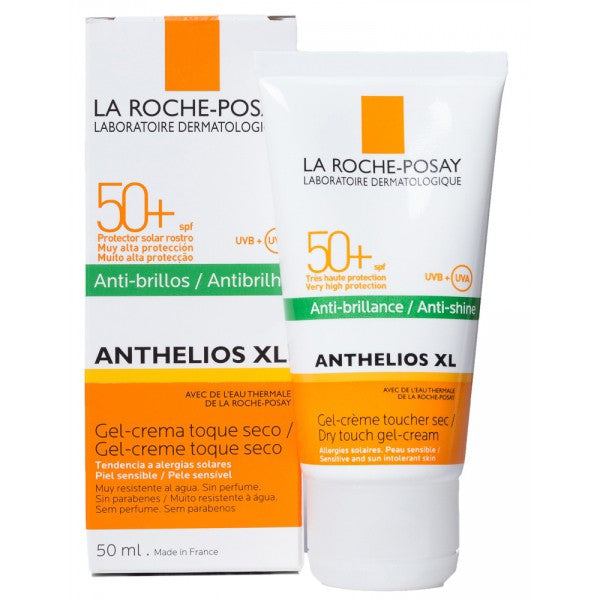 ANTHELIOS XL GEL CREMA TOQUE SECO S/COLOR (50ML)
