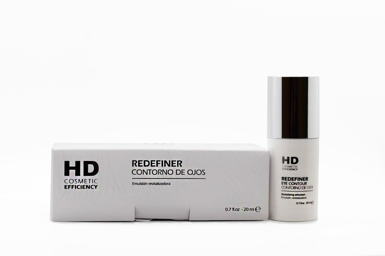 HD Cosmetic Efficiency Redefiner Eye Contour (20ml)