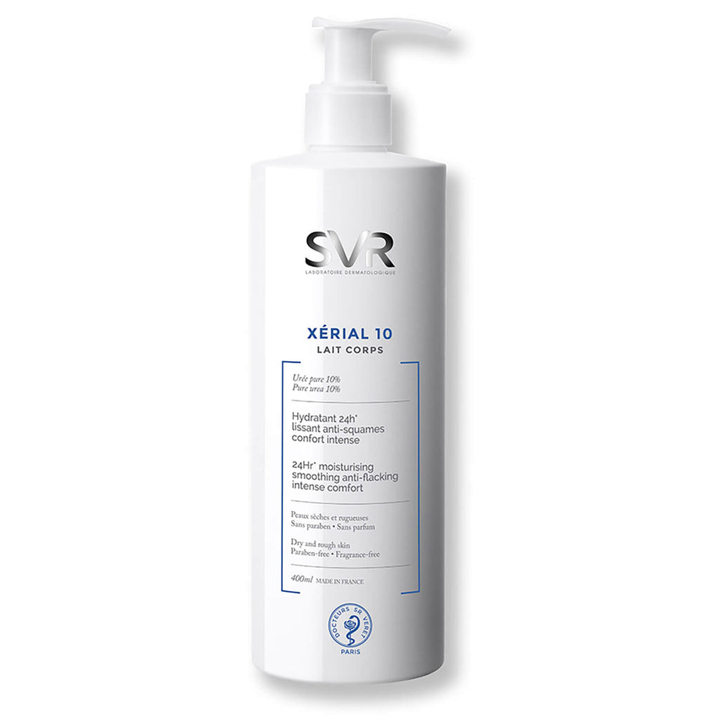 SVR XERIAL 10 LAIT CORPS (400ml)