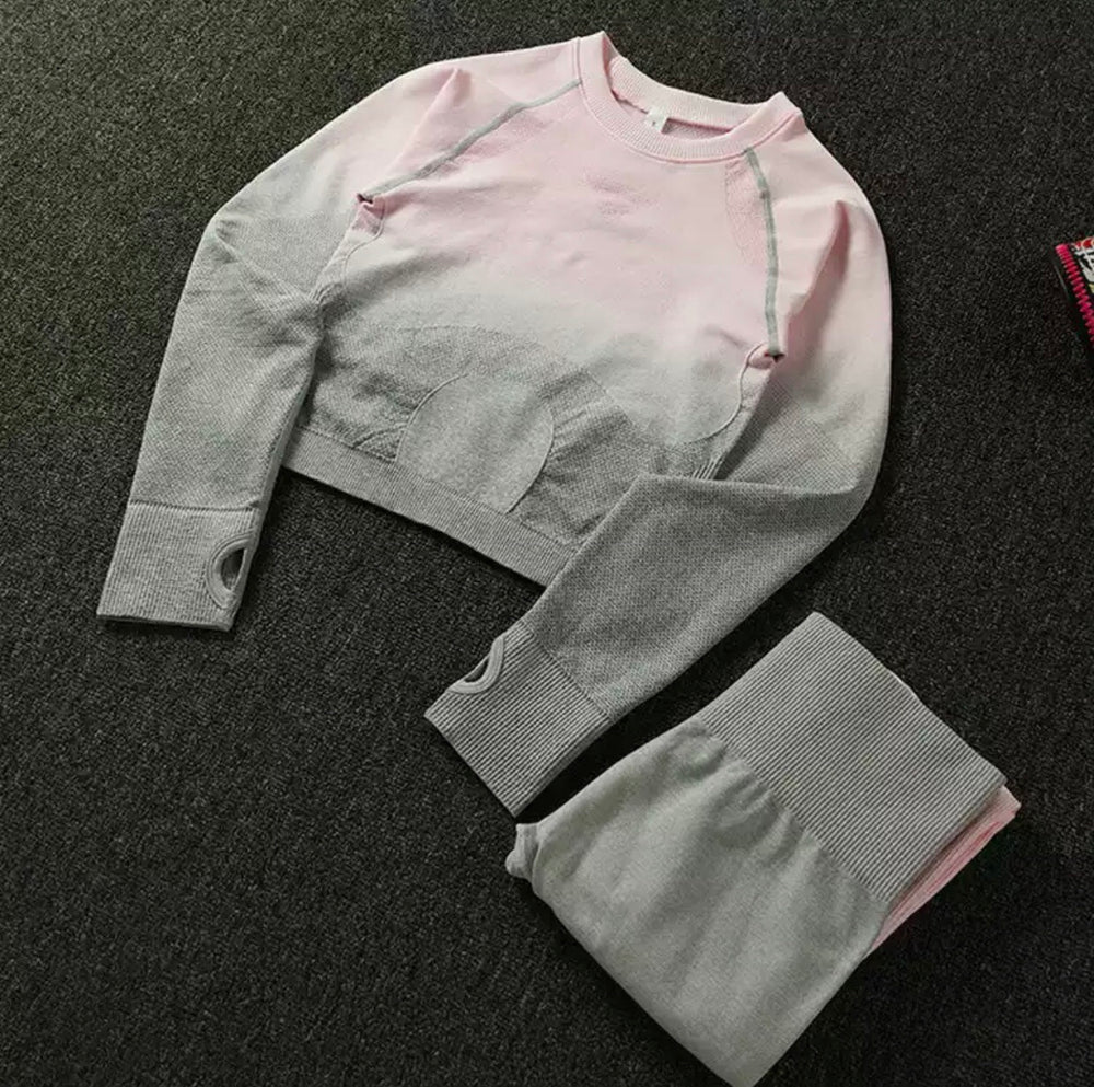 LIGHT GREY/PINK