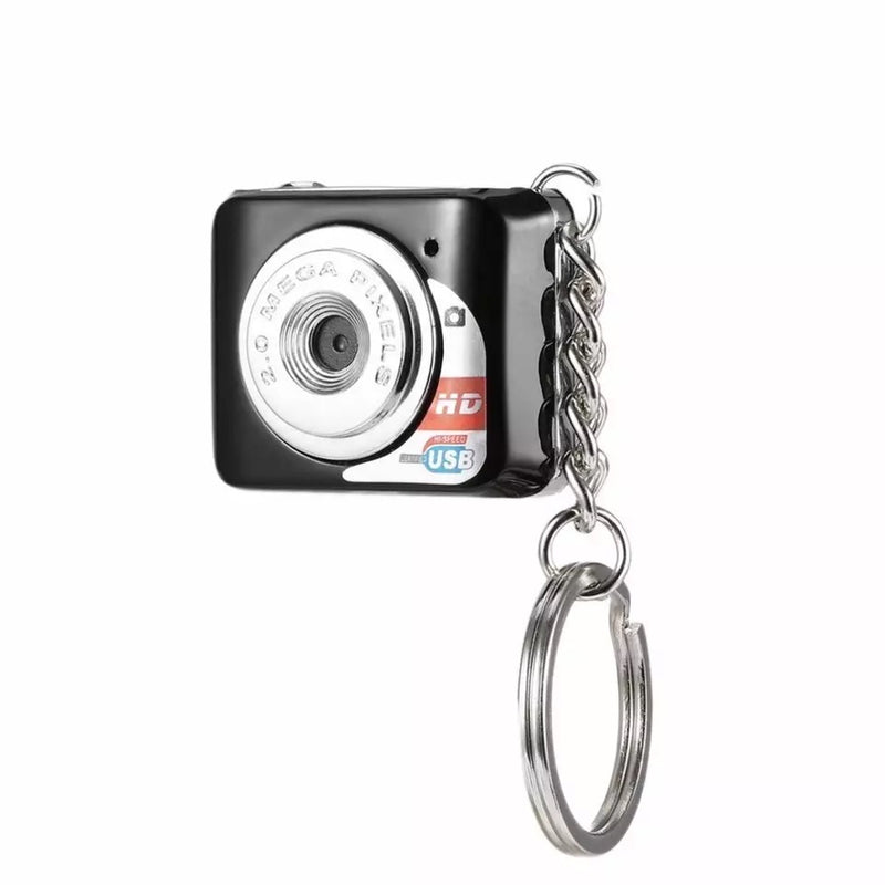 Digital keychain camera