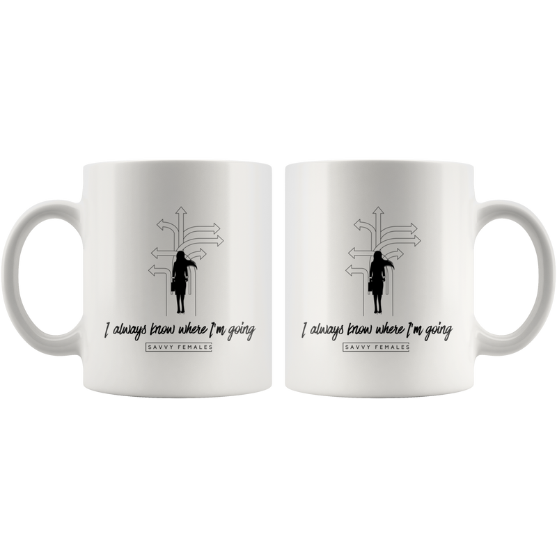 Savvy Females Favorite Mug