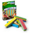 WASHABLE MULTI COLOR SIDEWALK CHALK