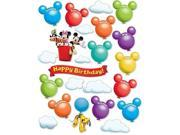 BBOARD MICKEY MOUSE BIRTHDAY SET