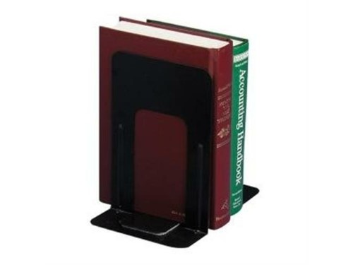 "BOOKENDS 9"" BLACK NON SKID"