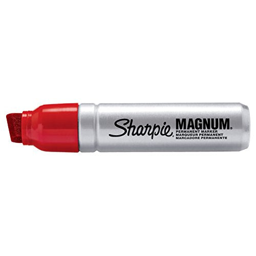 MAGNUM 44 PERMANENT MARKER RED CJ.12