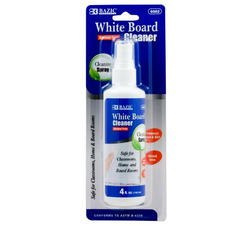 4 OZ. WHITE BOARD CLEANER