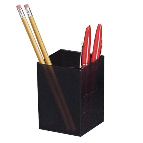 PENCIL CUP ECONOMIC BLACK