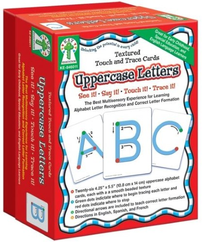 TEXTURED/TOUCH/TRACK CARD UPPERCASE