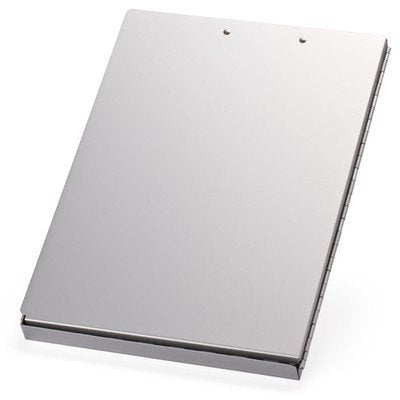 CLIPBOARD ALUMINUM FORM HOLDERL SIDE-LOAD LEGAL