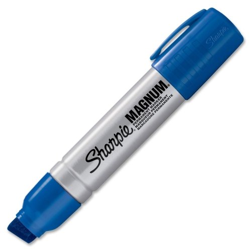 MAGNUM 44 PERMANENT MARKER BLUE CJ.12