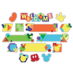 MINI BULLETIN BOARD GEO MICKEY WELCOME