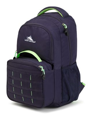 HIGH SIERRA JOEL LUNCH KIT BACKPACK