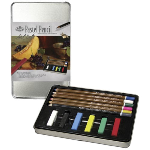 PASTEL PENCIL ART SET