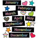 MONTHS OF THE YEAR MINI BULLETIN SET