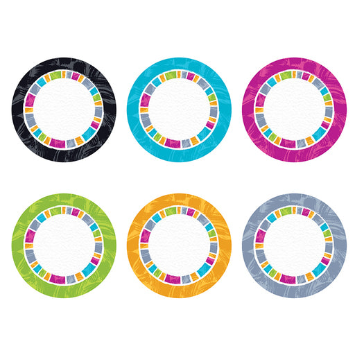 COLOR HARMONY CIRCLES ACCENTS 36 PC