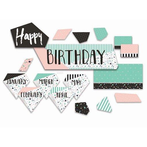 SIMPLY SASSY BIRTHDAY MINI BULLETIN