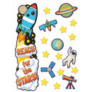 OUTER SPACE ALL-IN-ONE DOOR DECOR KIT 31 PC