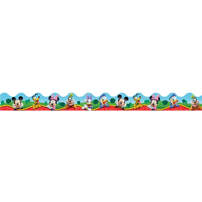 BORDET MICKEY MOUSE CLUBHOUSE CHARACTERS 12 PC