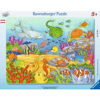 HAPPY SEA-DWELLERS PUZZLE