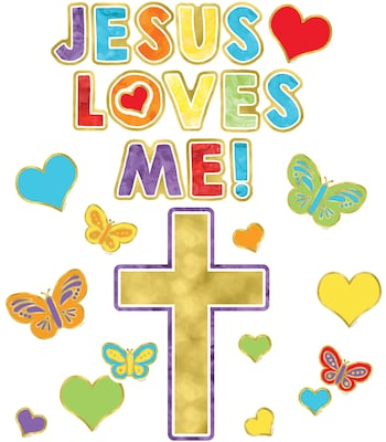 JESUS LOVES ME! MINI BULLETIN