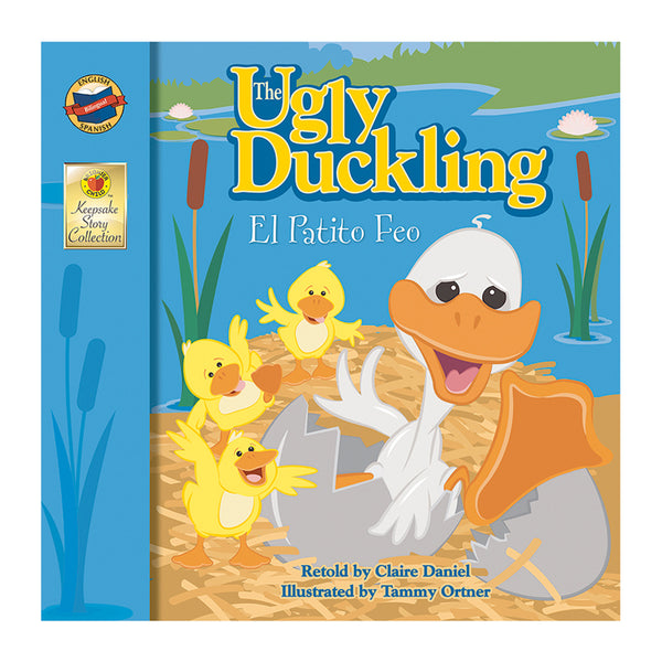 THE UGLY DUCKLING BILINGUAL STORYBOOK PATITO FEO