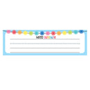 HELLO SUNSHINE NAMEPLATES 36 PC