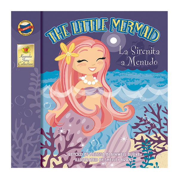 THE LITTLE MERMAID BILINGUAL STORYBOOK