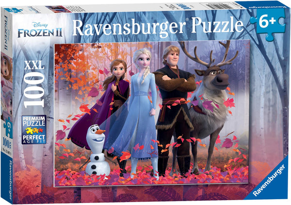FROZEN 2  PUZZLE MAGIC OF THE FOREST