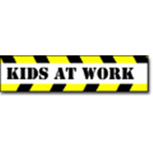 KIDS AT WORK STRAIGHT BORDERS 12 PC