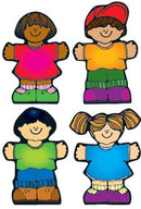 COLORFUL CUT-OUTS KIDS