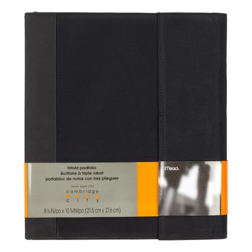 CAMBRIDGE CITY TRIFOLD PAD FOLIO LETTER
