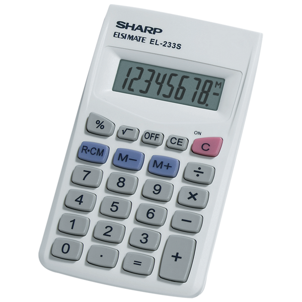 HANDHELD PORTATIL CALCULATOR