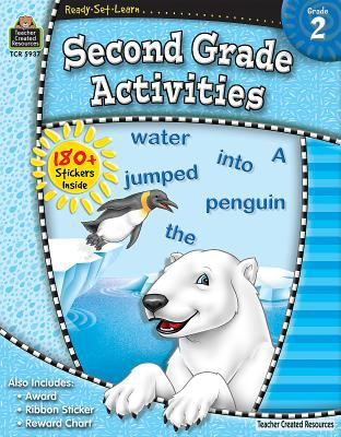 READY-SET-LEARN: SECOND GRADE 2 ACTIVITIES