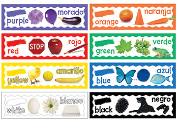 MINI BULLETIN BOARD COLORS SET