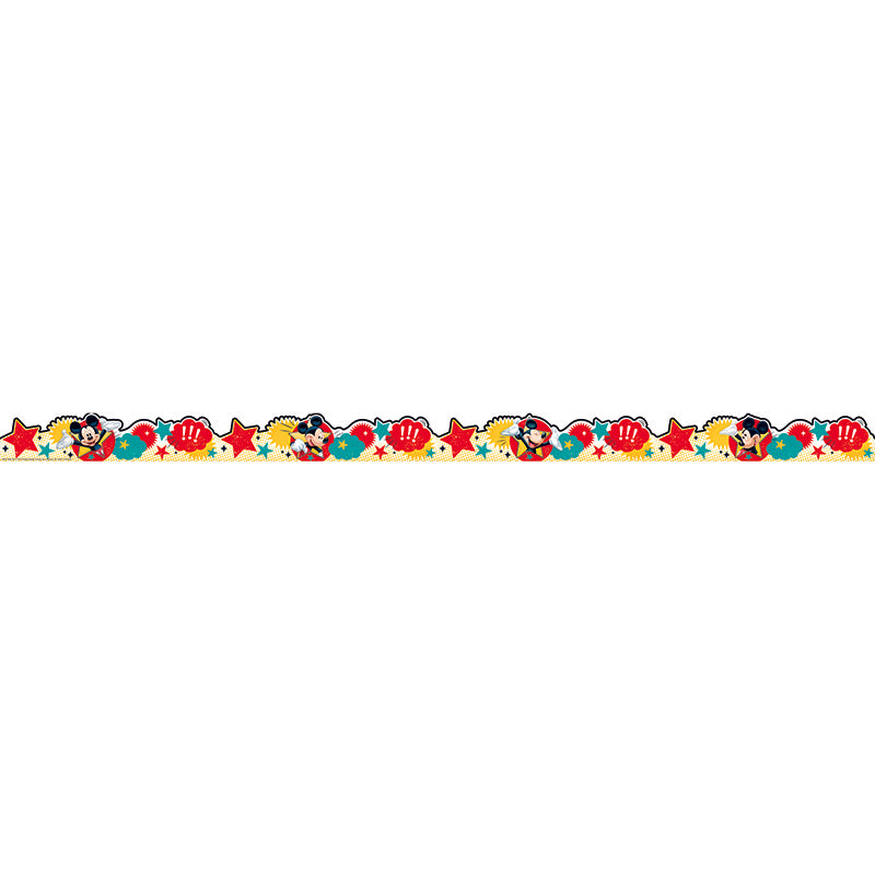 MICKEY DECO BORDER