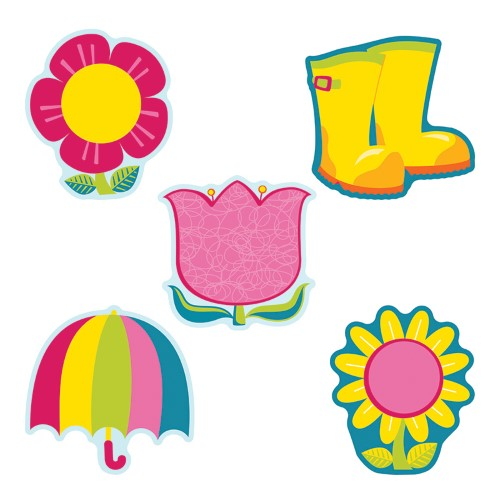 SPRING MIX CUT-OUTS